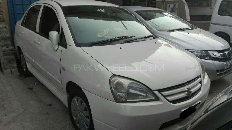 Suzuki Liana  Price In Karachi