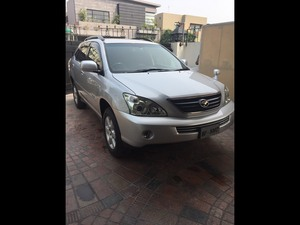 Toyota Harrier 2008 for Sale in Lahore