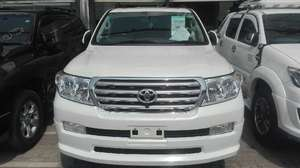 Toyota Land Cruiser AX G 60th Black Leather Selection 2011 for Sale in Lahore