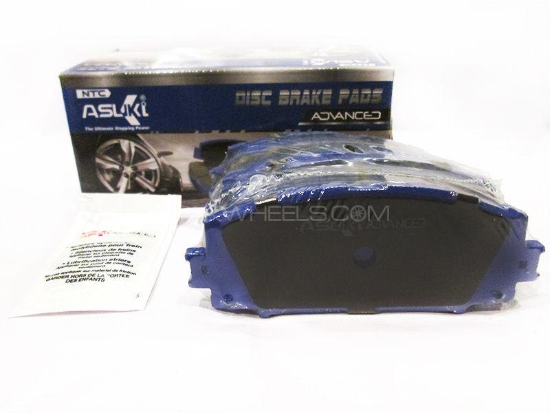 Honda Accord 2005 Asuki Advanced Front Brake Pad - A-179M AD Image-1