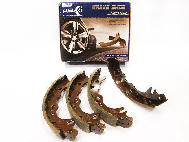 Suzuki Every Asuki Advanced Rear Brake Shoe A-9973 Image-1