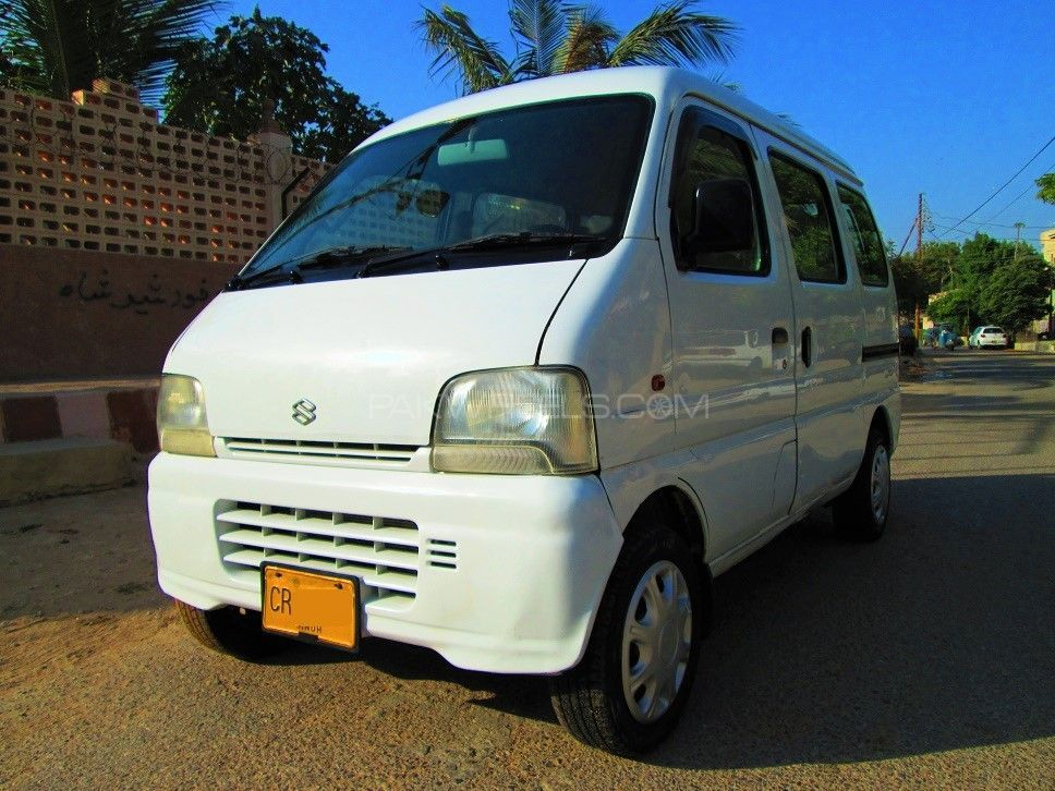 Suzuki Every Wagon 2003 Image-1