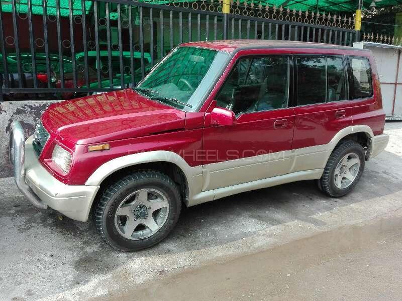 Suzuki Vitara Used Cars For Sale