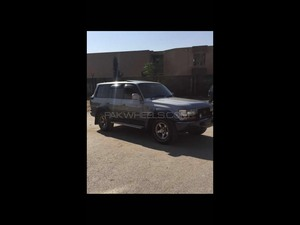 Toyota Land Cruiser VX Limited 4.5 1990 for Sale in Islamabad