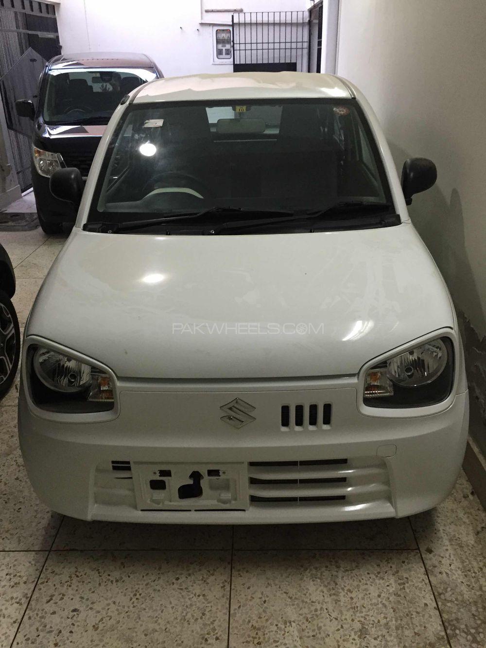 Suzuki Alto Eco 2015 Image-1
