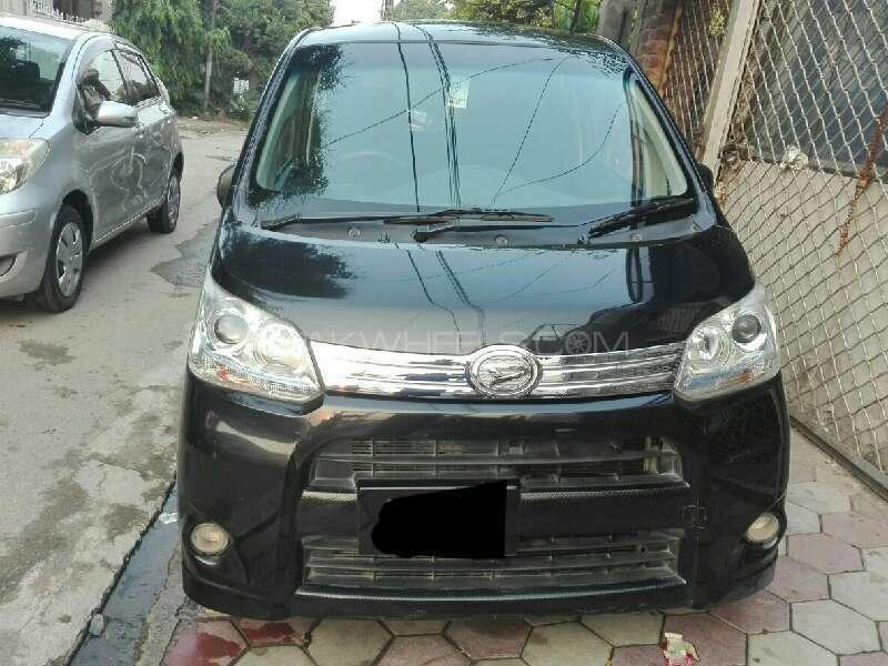 Daihatsu Move Custom 2012 Image-1