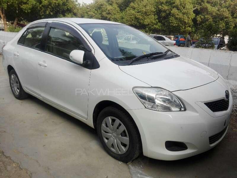 Toyota Belta X 1.0 2013 Image-1
