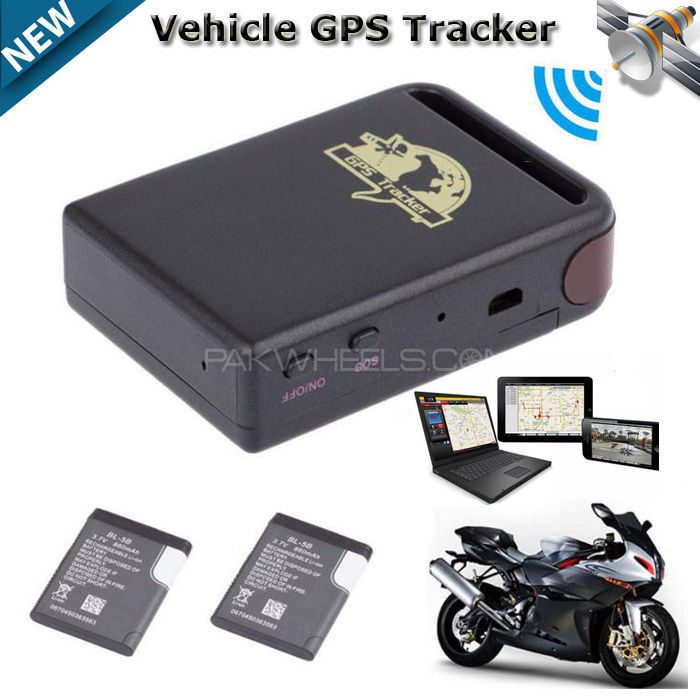 GPS Tracker Image-1