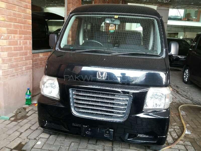Honda Vamos Hobio 2011 Image-1