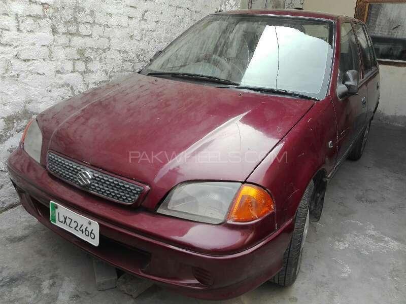 Suzuki Cultus 2001 Image-1