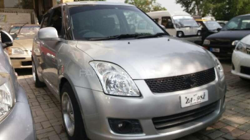 Suzuki Swift XG 1.3 2007 Image-1