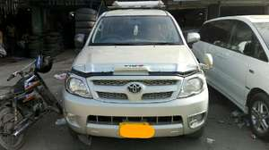 Toyota Hilux Vigo G 2008 for Sale in Karachi