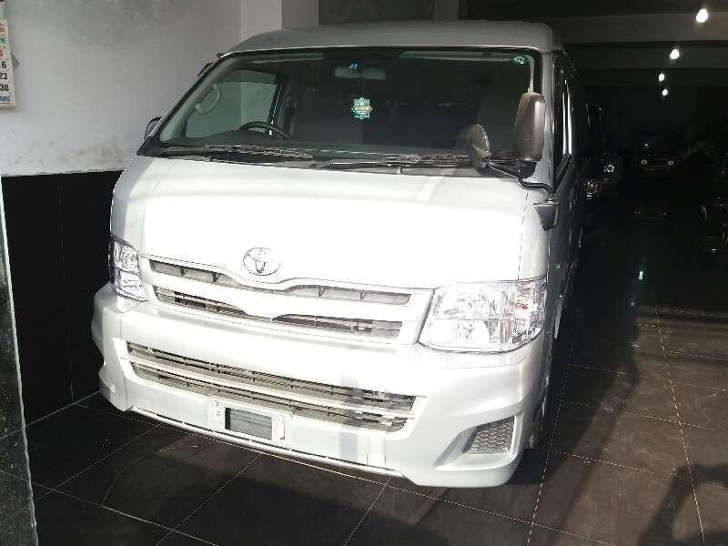 Toyota Hiace DX 2011 Image-1
