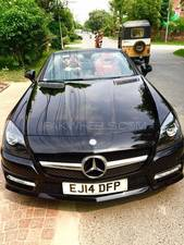 Mercedes Benz SLK Class SLK200 2014 for Sale in Lahore