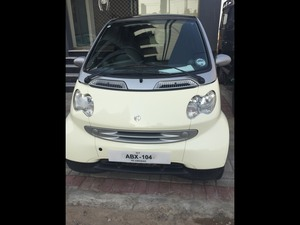 Smart Smart Fortwo 2007 for Sale in Islamabad