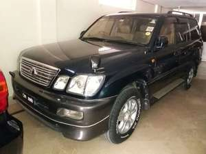 Toyota Land Cruiser Cygnus 2003 for Sale in Lahore