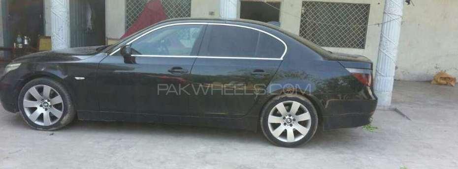 BMW 5 Series 530d 2004 for sale in Rawalpindi   PakWheels