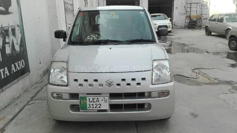 Suzuki Alto E 2008 Image-1