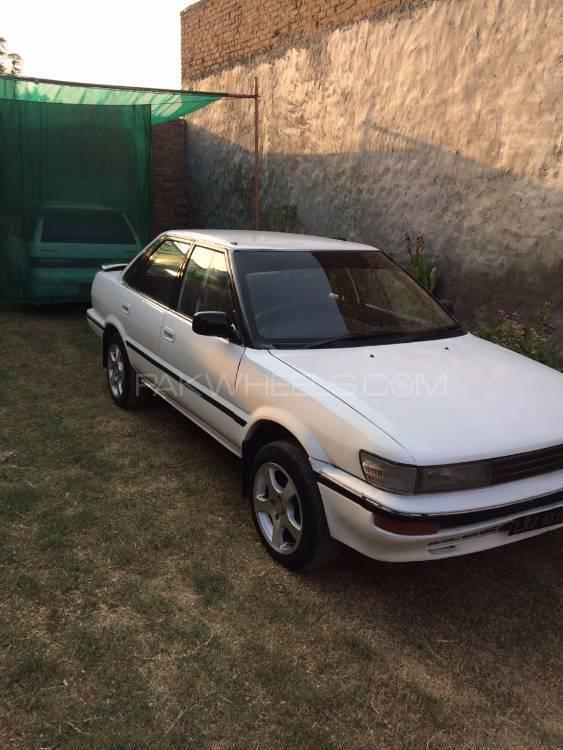 Toyota Sprinter 1988 Image-1