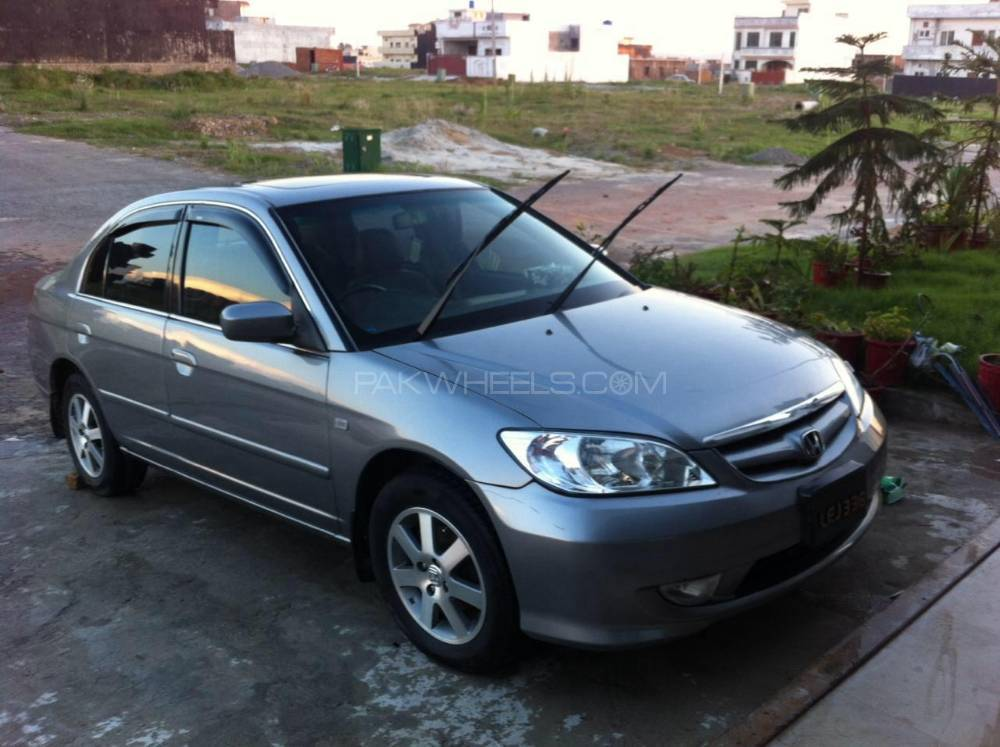 honda civic vti oriel 1 6 2005 for sale in islamabad pakwheels. Black Bedroom Furniture Sets. Home Design Ideas