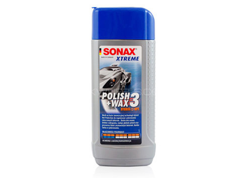 sonax xtreme polish wax 3 500ml for sale in lahore. Black Bedroom Furniture Sets. Home Design Ideas