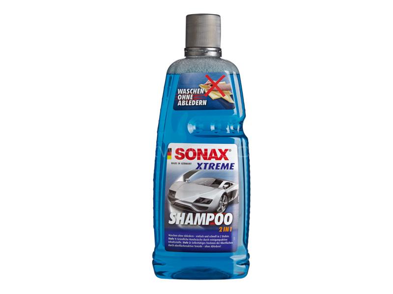 Sonax Xtreme Shampoo Wash And Dry - 1Ltr Image-1