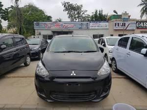 Mitsubishi Mirage 2014 for Sale in Karachi