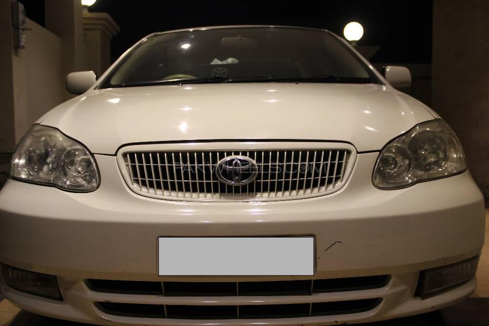 Toyota Corolla 2.0D 2008 Image-1