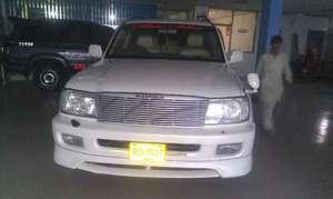 Toyota Land Cruiser Amazon 4.2D 1998 for Sale in Multan