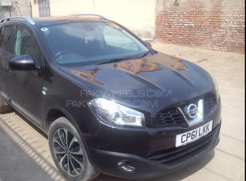 nissan qashqai 2011 for sale in pir mahal pakwheels. Black Bedroom Furniture Sets. Home Design Ideas