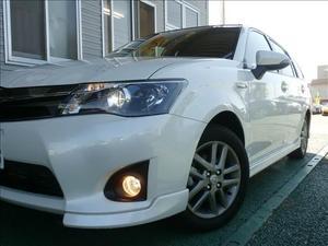 Toyota Corolla Fielder 2014 for Sale in Islamabad
