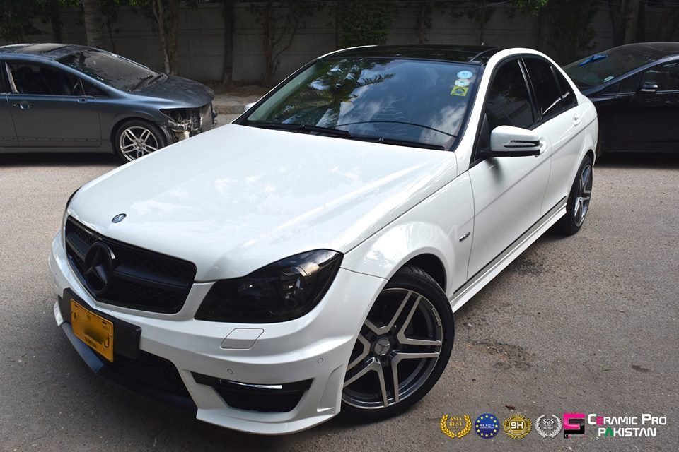 mercedes benz c class c180 2012 for sale in karachi