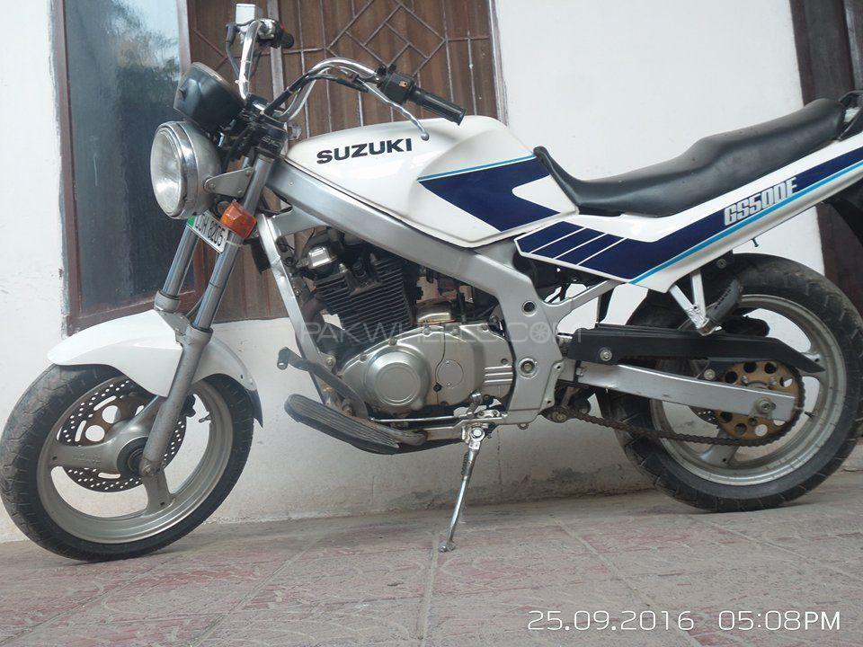 Suzuki GS500E 1992 Image-1