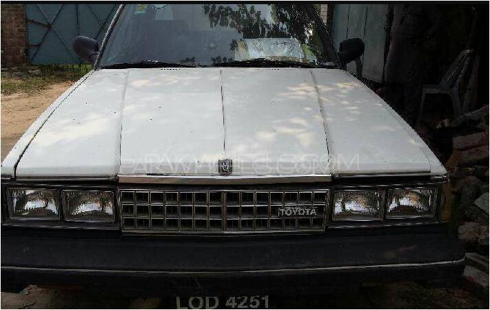 Toyota Cressida 1983 Image-1
