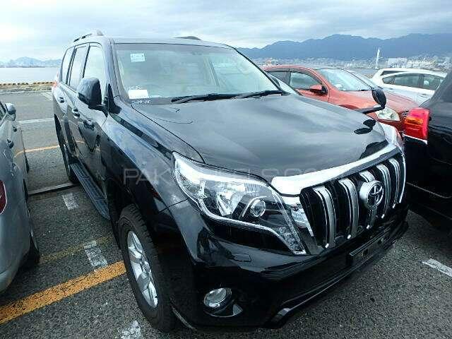 Toyota Prado TX Limited 2.7 2013 Image-1