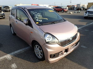 Daihatsu Mira X Limited 2014 for Sale in Lahore