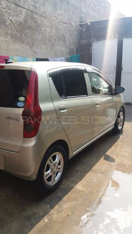 Daihatsu Mira X Limited Smart Drive Package 2010 Image-1