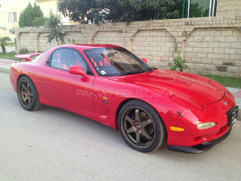 mazda rx 7 1996 for sale in islamabad pakwheels. Black Bedroom Furniture Sets. Home Design Ideas