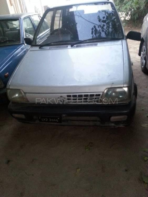 Suzuki Mehran 2001 Image-1