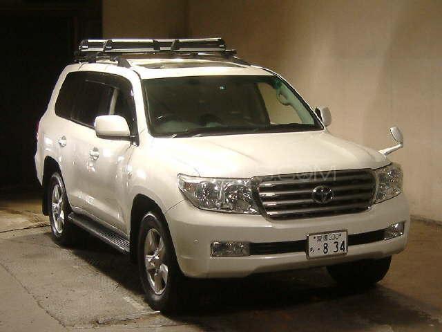 Toyota Land Cruiser 2011 Image-1