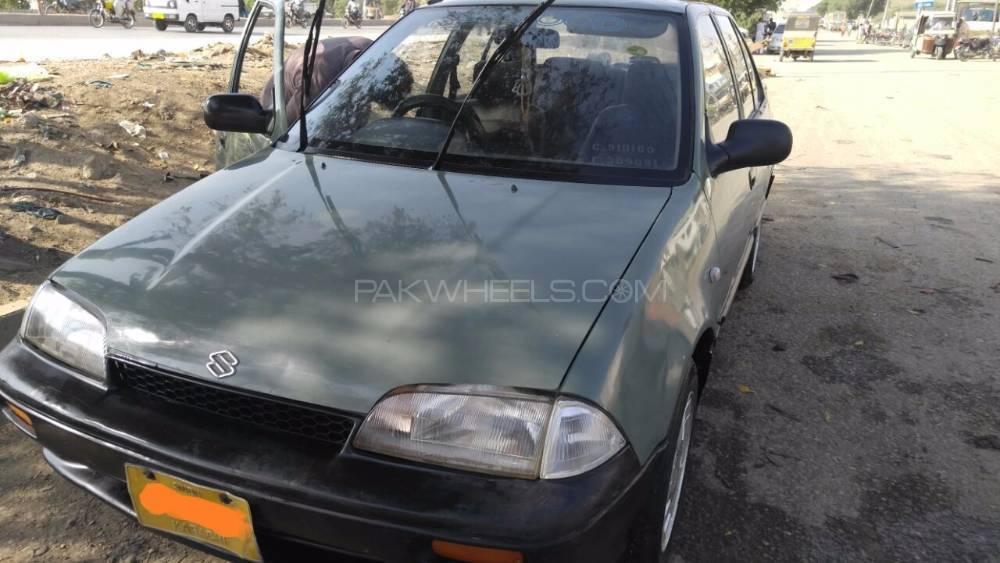 Suzuki Margalla GL 1995 Image-1