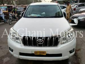 Toyota Prado TX Limited 2.7 2009 for Sale in Karachi