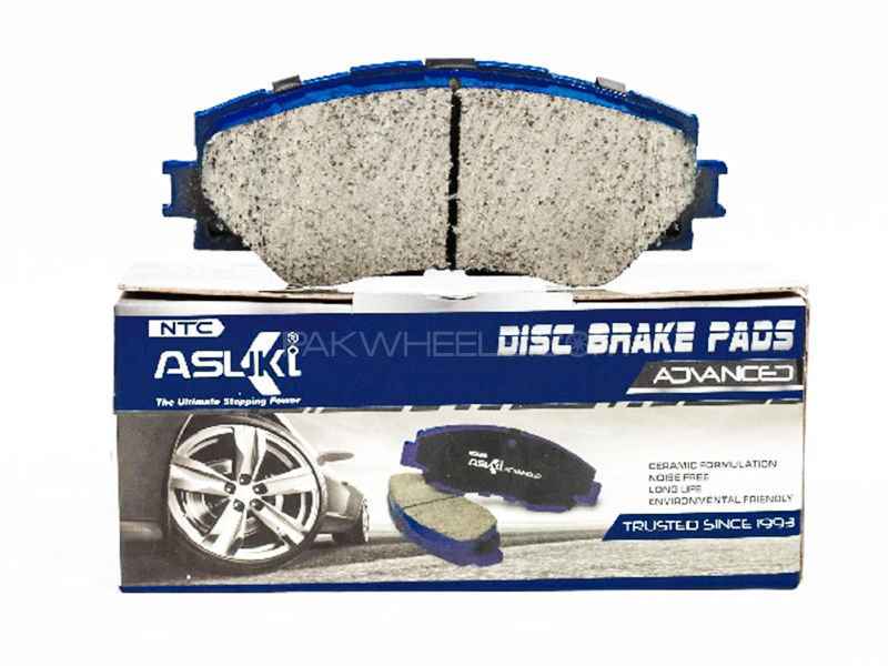 Toyota Corolla Asuki Advanced Rear Brake Pad - A-554 AD Image-1