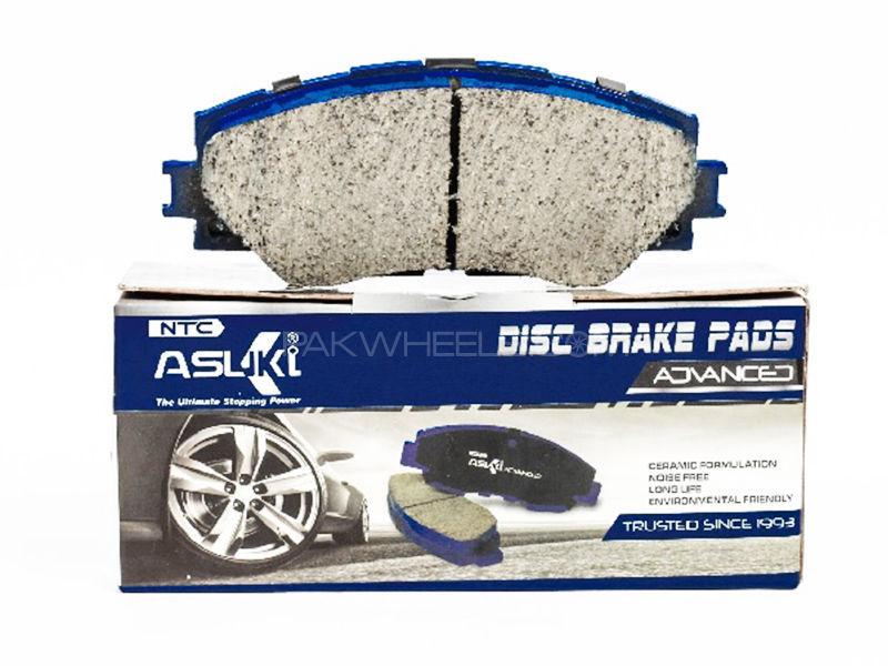 Toyota Prius Asuki Advanced Rear Brake Pad - A-79 AD Image-1