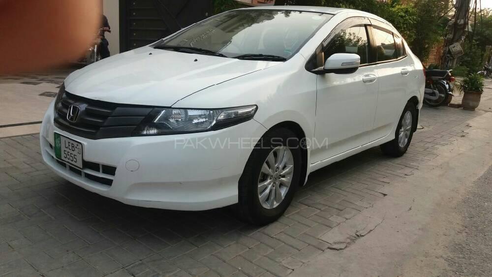 Honda City Aspire Prosmatec 1.3 i-VTEC 2013 Image-1