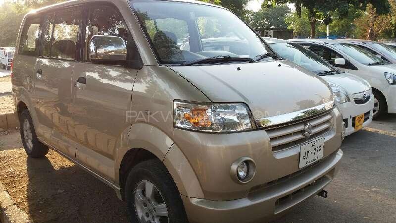 Suzuki APV GLX 2005 Image-1