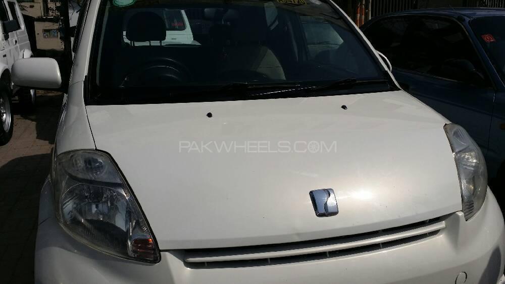 Toyota Passo 2004 Image-1