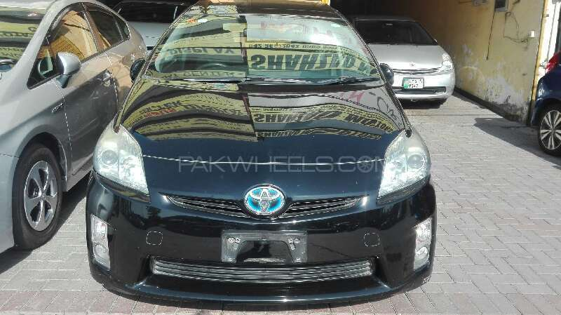 Toyota Prius S Touring Selection 1.8 2009 Image-1