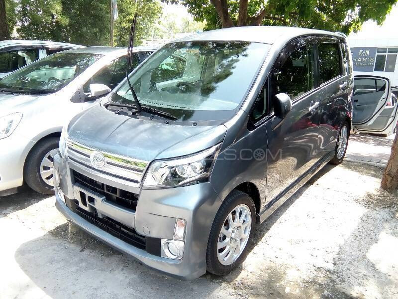 Daihatsu Move Custom RS 2013 Image-1