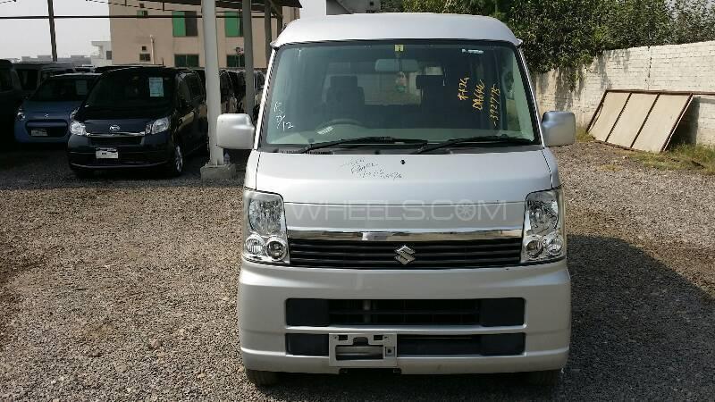 Suzuki Every Wagon JP Turbo Limited 2011 Image-1